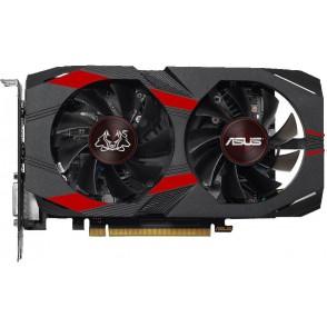 ASUS Cerberus GeForce® GTX 1050 Ti OC Edition 4GB GDDR5  graafikakaart