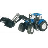 Bruder  New Holland traktor laaduriga 03021