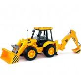 Bruder  JCB 4CX traktor-ekskavaator 02428