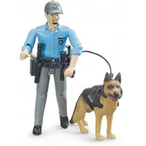 Bruder politseinik koeraga, 62150