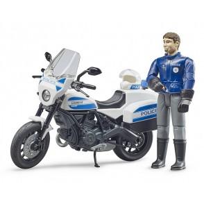 Bruder Scrambler Ducati ja politseinik, 62731