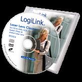 LogiLink CD/DVD seadme puhastusplaat