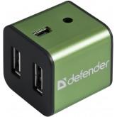Defender USB jagaja, 4x