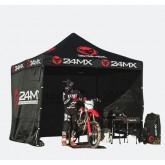 24MX Easy-Up telk koos seintega