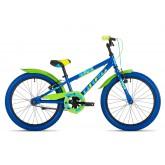 Jalgratas DRAG Rush 20, sinine/roheline