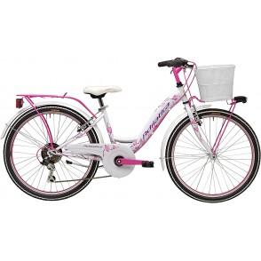 Jalgratas Adriatica CTB 24, valge