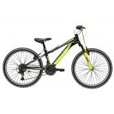 Jalgratas Adriatica Rock 24, roheline