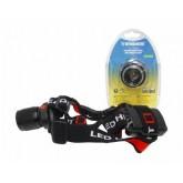 Tiross TS-1100 pealamp, Q3 CREE LED, 3W