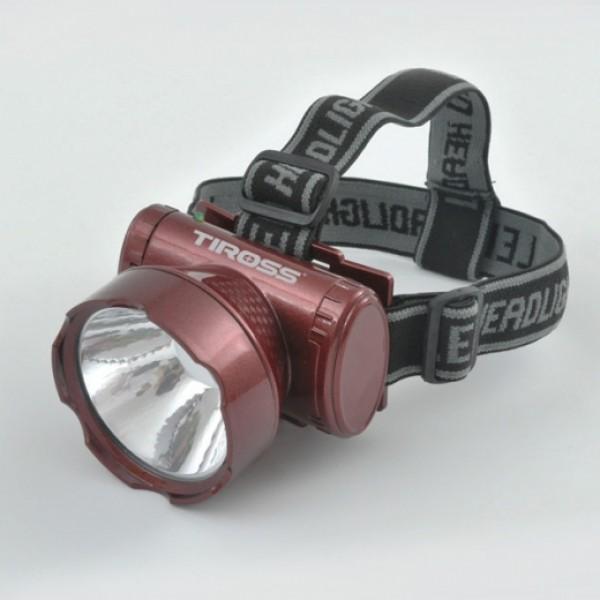 63750b86709 Tiross TS-776-1 laetav pealamp, 1 LED, 1W