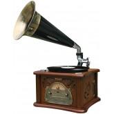 Roadstar HIF-1850TUMPK retro muusikakeskus