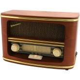 Roadstar HRA-1500 retrostiilis raadio