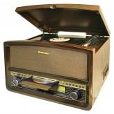 Roadstar HIF-1937 TUMPK retro muusikakeskus