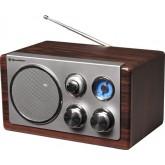 Roadstar HRA-1245 WD retrostiilis raadio