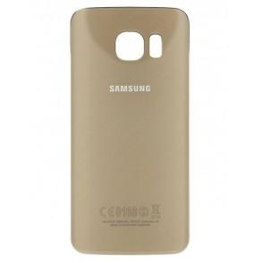 Samsung Galaxy S6 Edge G925F kuldne tagakaas