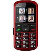 Mobiiltelefon MyPhone Halo 2, punane