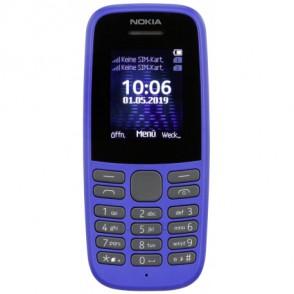 Mobiiltelefon Nokia 105 (2019) sinine