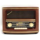 Roadstar HRA 1500 D+ retrostiilis raadio